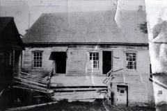 moulin à farine Amédé Trottier