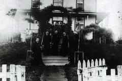 presbytère 1916