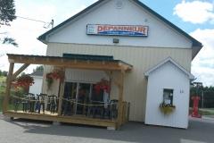 Coop Notre-d'Ham:  restaurant